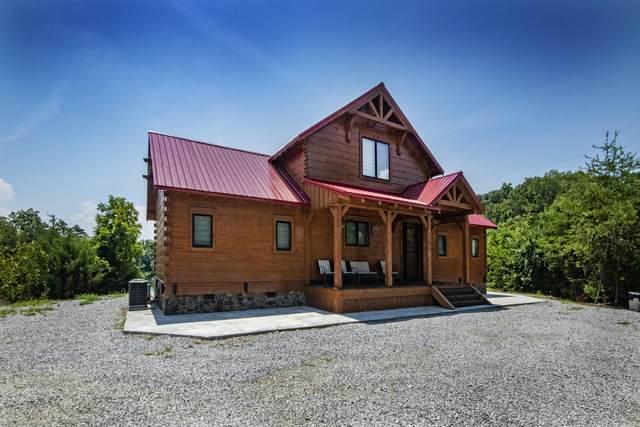 1815 Ridgecrest Drive, Dandridge, TN 37725 (#1162631) :: Realty Executives Associates