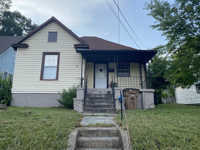 425 Chickamauga Ave, Knoxville, TN 37917 (#1162654) :: Billy Houston Group