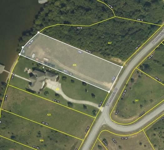 Lot 406 W Mountain Drive, Rockwood, TN 37854 (#1162682) :: A+ Team