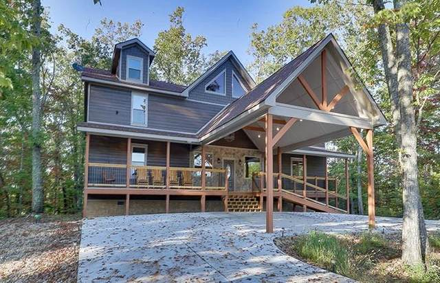 2612 Cloud View Drive, Sevierville, TN 37862 (#1162732) :: Billy Houston Group
