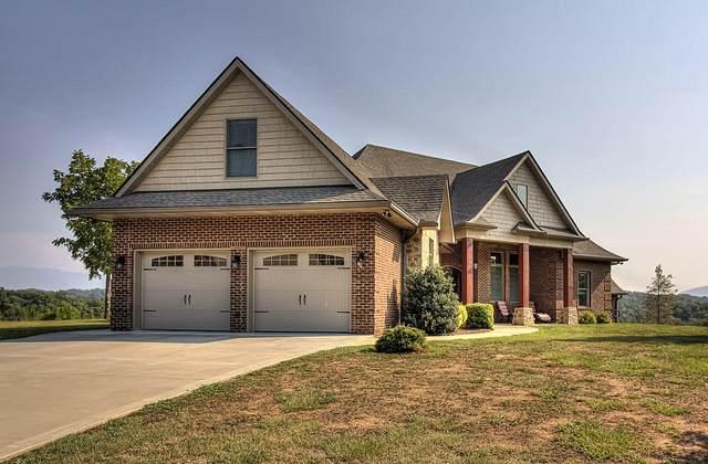 1111 Lindsey Drive, Sevierville, TN 37876 (#1162869) :: Billy Houston Group