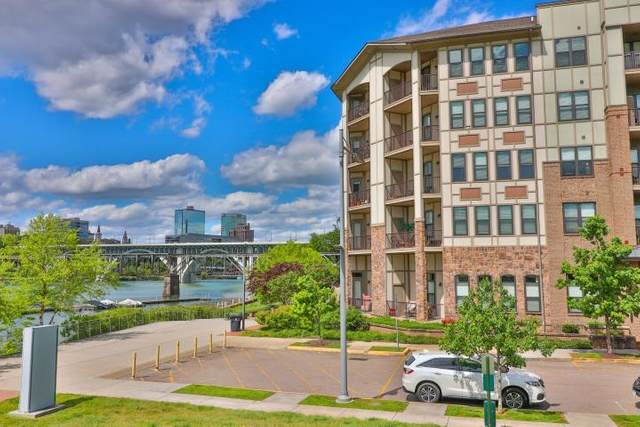 445 W Blount Ave #108, Knoxville, TN 37920 (#1162883) :: A+ Team