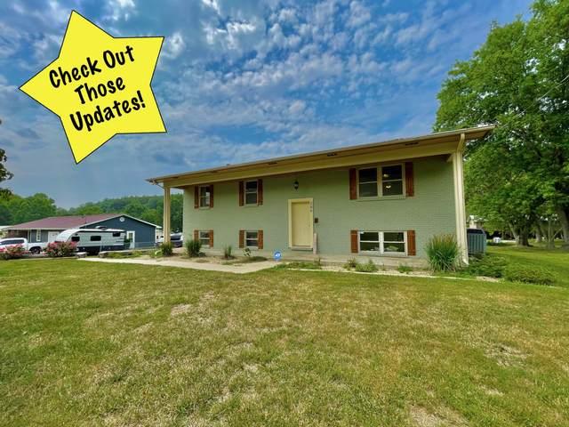 206 Meadow View Drive, Maynardville, TN 37807 (#1163037) :: A+ Team