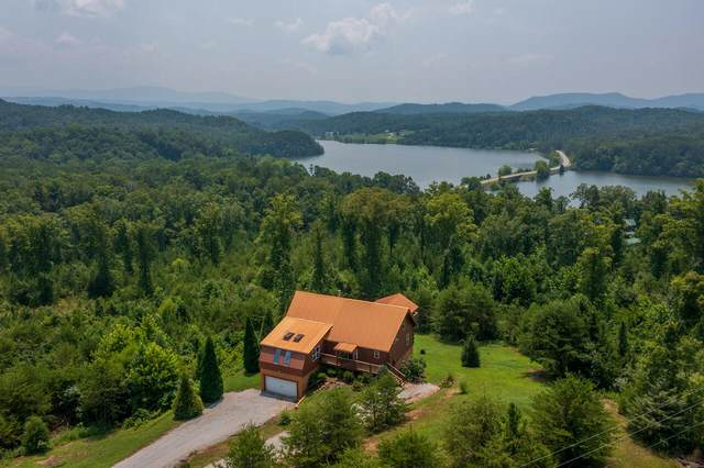 155 George Thomas Rd, Vonore, TN 37885 (#1163064) :: Billy Houston Group