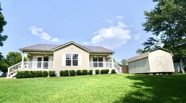 2213 Oak Hill Rd, Dayton, TN 37321 (#1163137) :: Realty Executives Associates