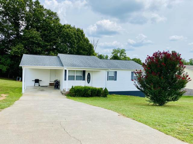 166 Leabow Circle, Tazewell, TN 37879 (#1163154) :: Catrina Foster Group