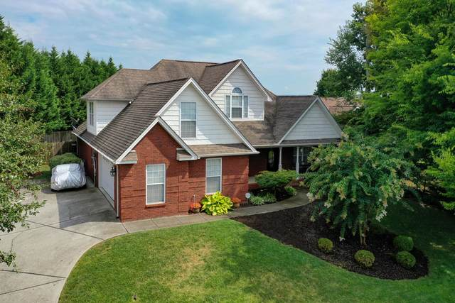 412 Harbor Town Drive, Maryville, TN 37801 (#1163292) :: Shannon Foster Boline Group