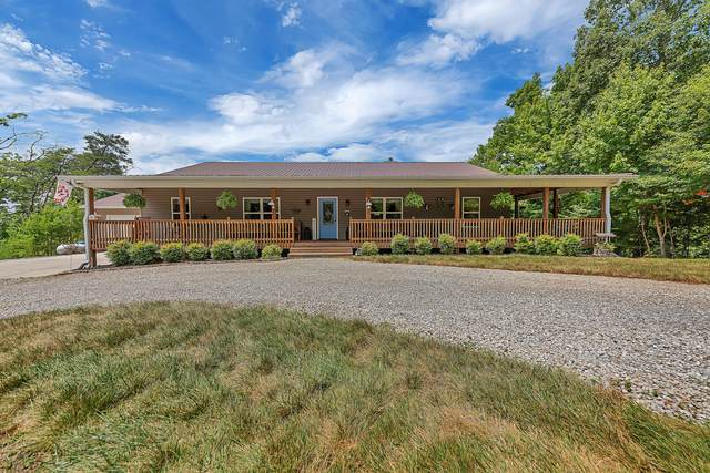 3240 Butterfly Hollow Rd, Maryville, TN 37803 (#1163318) :: Cindy Kraus Group | Engel & Völkers Knoxville