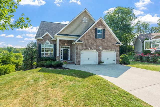 2516 Chimney Rock Lane, Knoxville, TN 37920 (#1163353) :: Shannon Foster Boline Group