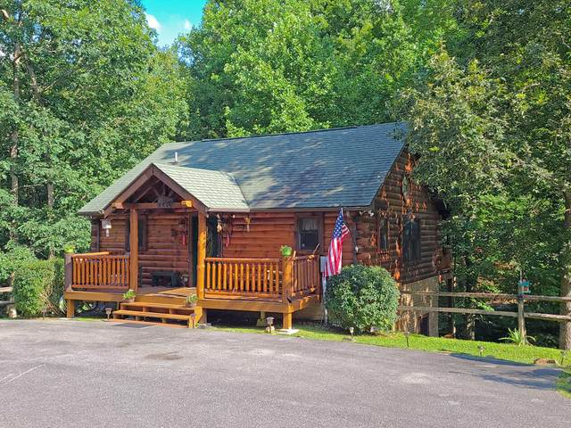 2360 Shady Creek Way, Sevierville, TN 37862 (#1163498) :: The Terrell-Drager Team