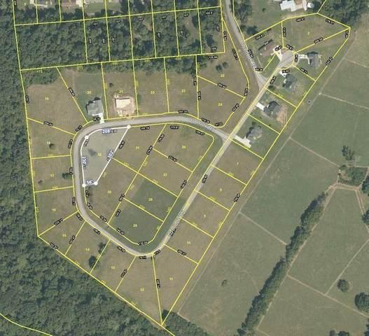 Lot 32 Overlook Drive, Dayton, TN 37321 (#1163512) :: Catrina Foster Group