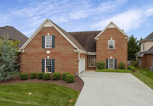 12816 Lily Pond Lane, Knoxville, TN 37922 (#1163576) :: Realty Executives Associates