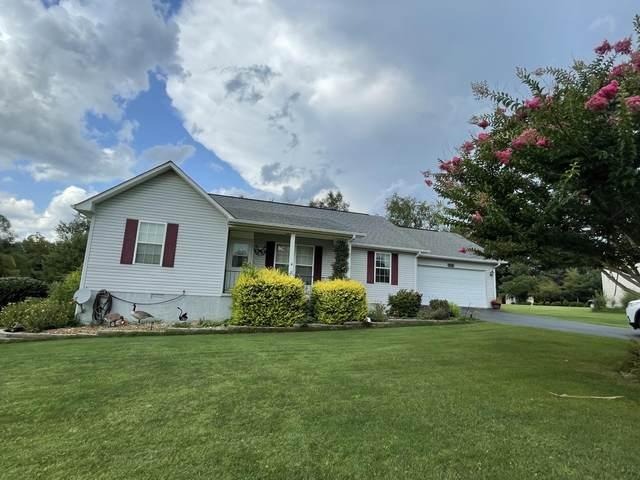 107 Hilltop Drive, Crossville, TN 38555 (#1163577) :: The Cook Team