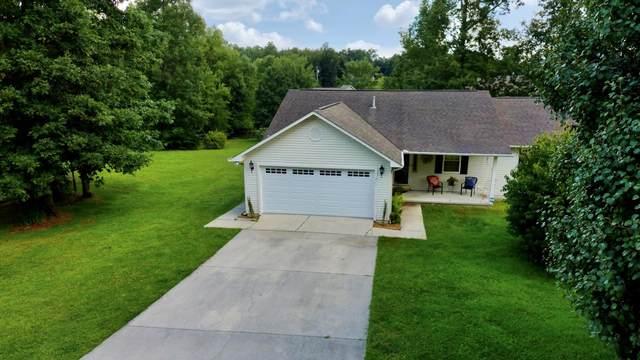 711 Chacoto Drive, Crossville, TN 38572 (#1163640) :: JET Real Estate
