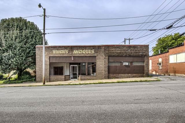 109 9th Street St, Etowah, TN 37331 (#1163701) :: Billy Houston Group