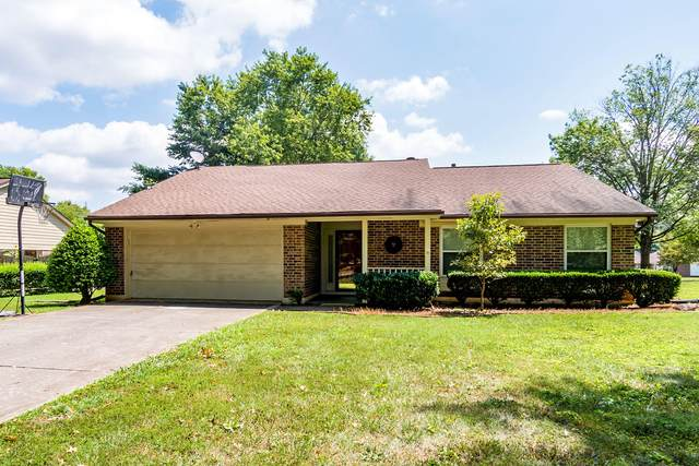 1412 Willow Crossing Drive, Knoxville, TN 37922 (#1163962) :: Realty Executives Associates