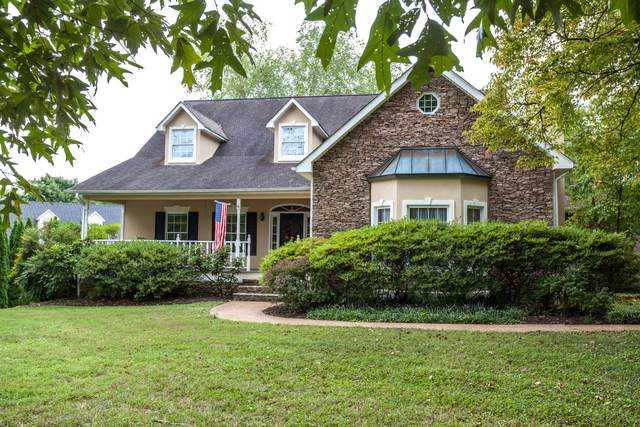 11726 Couch Mill Rd, Knoxville, TN 37932 (#1163970) :: Cindy Kraus Group | Engel & Völkers Knoxville