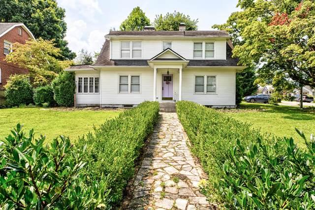 502 S Tennessee Ave, LaFollette, TN 37766 (#1163993) :: Cindy Kraus Group | Engel & Völkers Knoxville