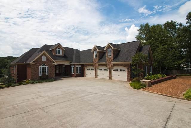 335 Magnolia Lane, Crossville, TN 38555 (#1164245) :: Realty Executives Associates