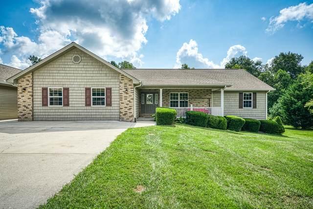 64 Color Court, Crossville, TN 38571 (#1164285) :: JET Real Estate