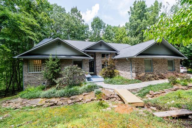 160 Whippoorwill Drive, Oak Ridge, TN 37830 (#1164313) :: Realty Executives Associates