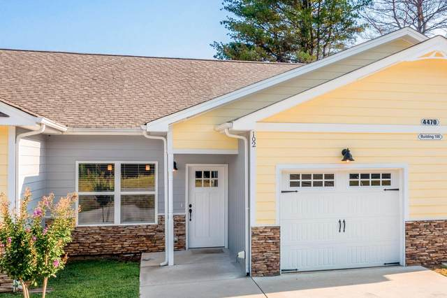4470 NW Keith St #102, Cleveland, TN 37312 (#1164488) :: Catrina Foster Group