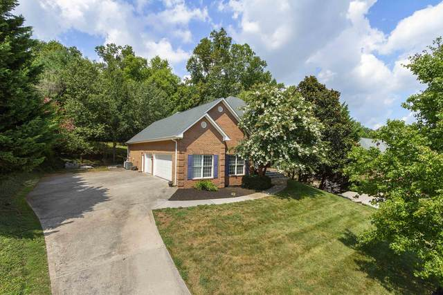 561 Valley Hill Lane, Knoxville, TN 37922 (#1164572) :: Shannon Foster Boline Group