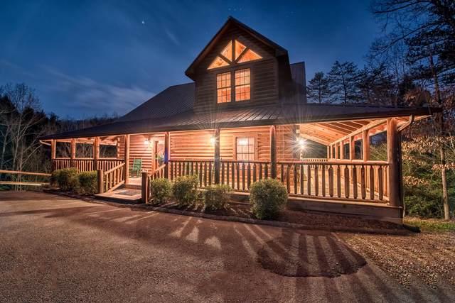 1645 Majestic Oak Way, Sevierville, TN 37876 (#1164583) :: Shannon Foster Boline Group