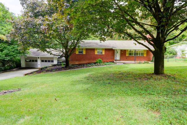 1801 W Forest Blvd, Knoxville, TN 37909 (#1164603) :: The Cook Team
