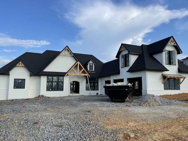 2286 Windswept Way, Morristown, TN 37814 (#1164625) :: JET Real Estate