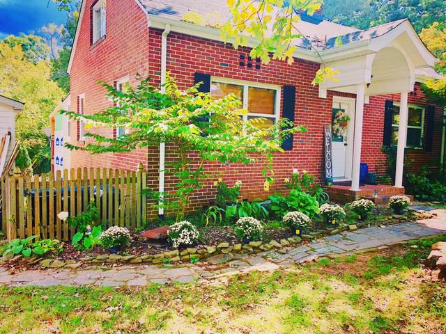 93 W Norris Rd, Norris, TN 37828 (#1164643) :: Billy Houston Group