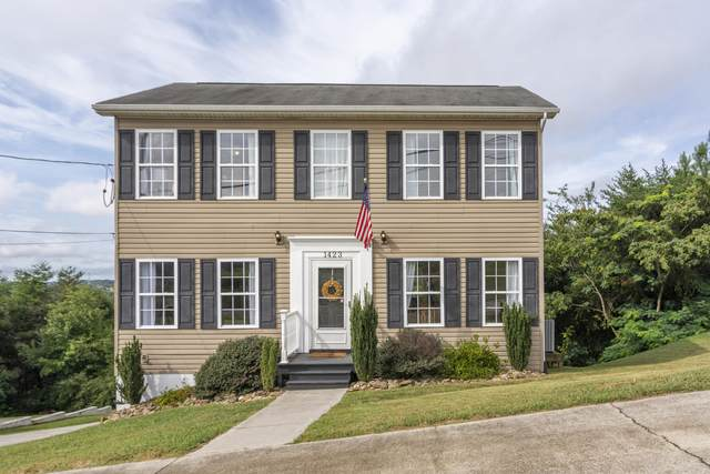 1423 Dick Lonas Rd, Knoxville, TN 37909 (#1164684) :: The Cook Team
