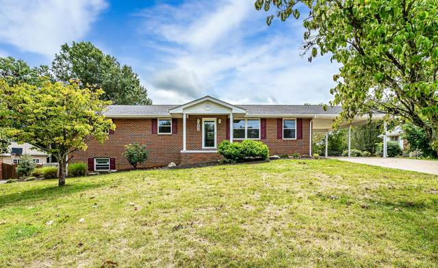 606 Tedlo Lane, Knoxville, TN 37920 (#1164757) :: Catrina Foster Group