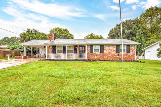 3103 NW Sandalwood Rd, Knoxville, TN 37921 (#1164771) :: Shannon Foster Boline Group