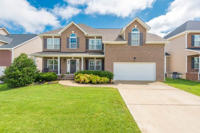 2558 Sparkling Star Lane, Knoxville, TN 37931 (#1164772) :: Shannon Foster Boline Group