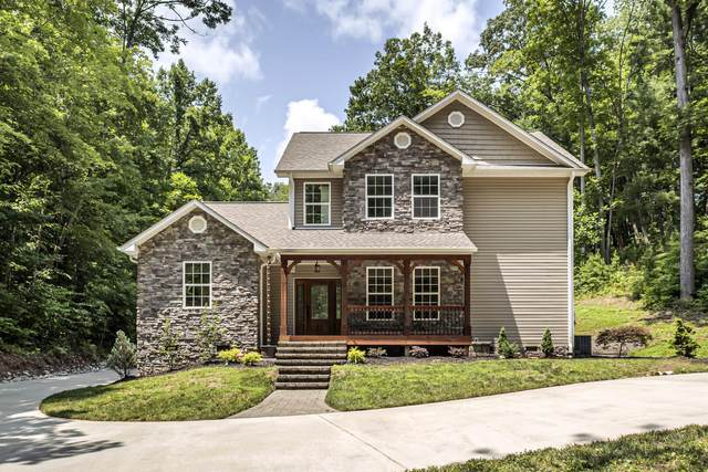 140 Winding Tr, Harriman, TN 37748 (#1164789) :: JET Real Estate
