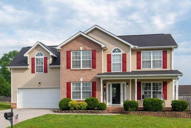 2009 Mosaic Lane, Knoxville, TN 37924 (#1164846) :: Shannon Foster Boline Group
