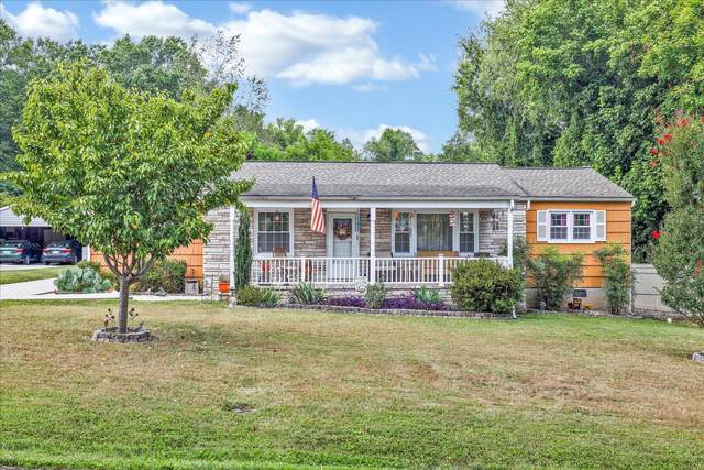 305 Colonial Drive, Knoxville, TN 37920 (#1164875) :: Cindy Kraus Group | Engel & Völkers Knoxville