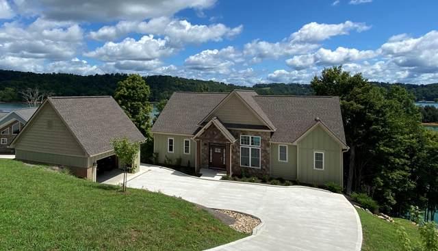 460 Norris Crest Drive, LaFollette, TN 37766 (#1164895) :: Shannon Foster Boline Group