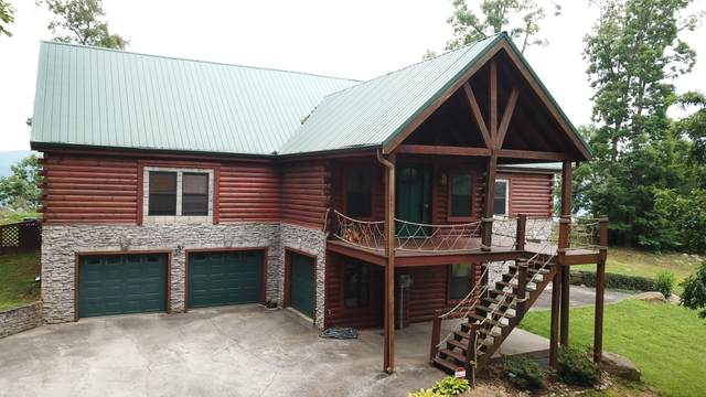 16 Wind Song Drive, Crossville, TN 38555 (#1165091) :: Cindy Kraus Group | Engel & Völkers Knoxville