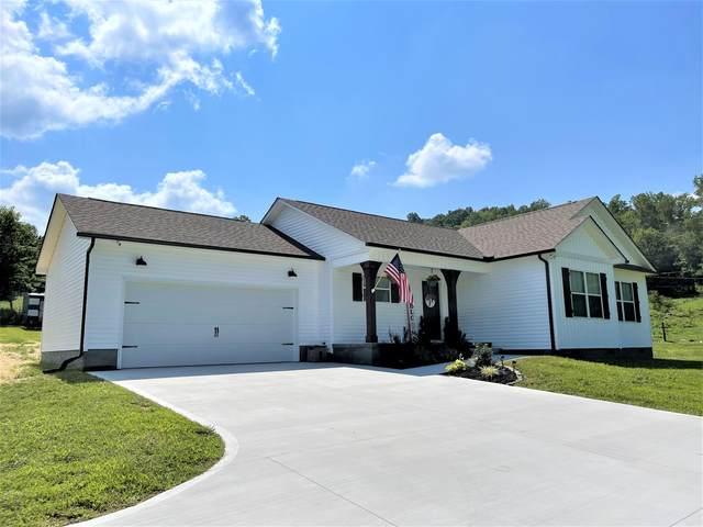 145 Vanover Lane, Jacksboro, TN 37757 (#1165103) :: Tennessee Elite Realty