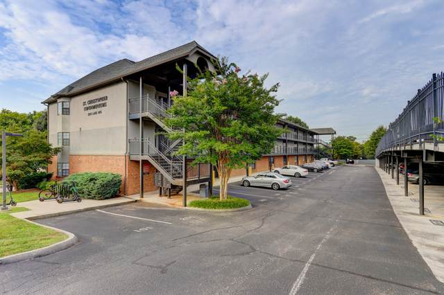 2201 Lake Ave Apt 301, Knoxville, TN 37916 (#1165213) :: Catrina Foster Group