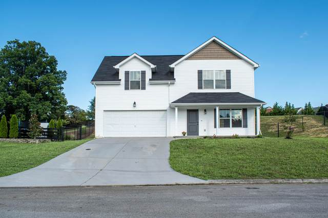 1254 Quiet Brook Lane, Knoxville, TN 37914 (#1165215) :: Billy Houston Group