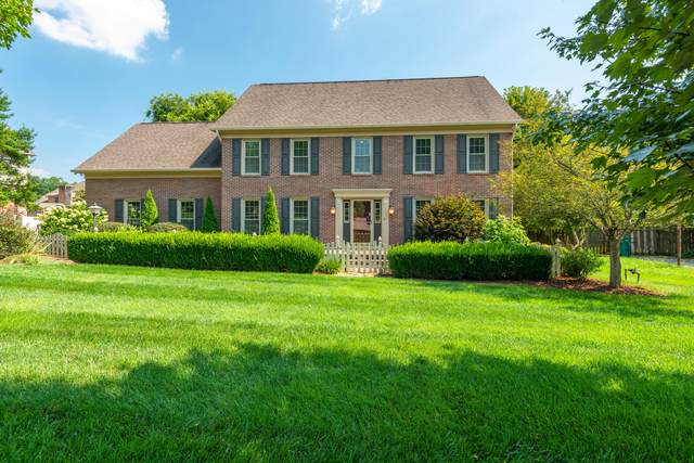 10522 Eagle Glen Drive, Knoxville, TN 37922 (#1165233) :: The Cook Team