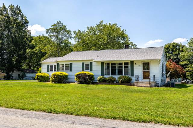 104 Hatcher Lane, Maryville, TN 37803 (#1165412) :: The Cook Team