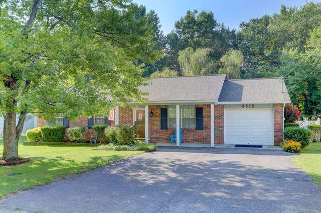 6512 NW Cadbury Drive, Knoxville, TN 37921 (#1165472) :: Shannon Foster Boline Group