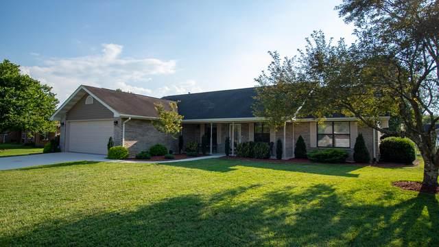 1757 Thurman Circle, Sevierville, TN 37876 (#1165477) :: Catrina Foster Group