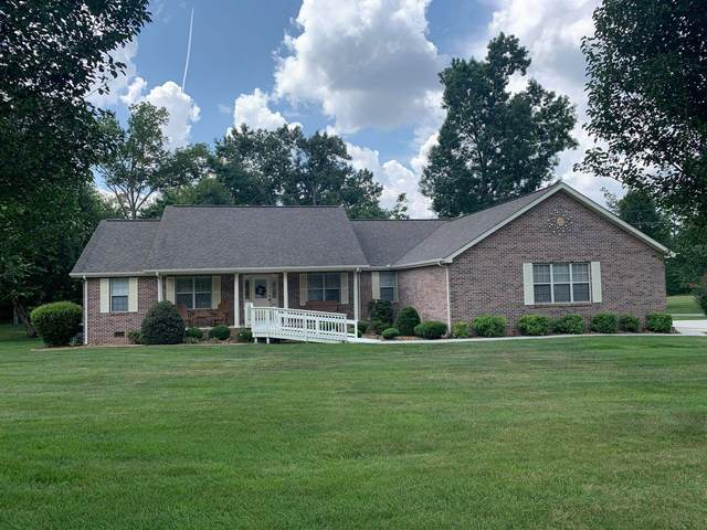 545 Iron Wood Circle, Crossville, TN 38571 (#1165521) :: A+ Team