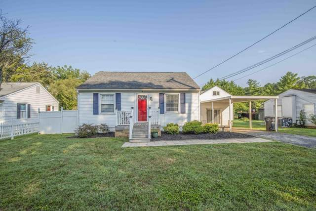 505 Henrietta Drive, Knoxville, TN 37912 (#1165648) :: Catrina Foster Group