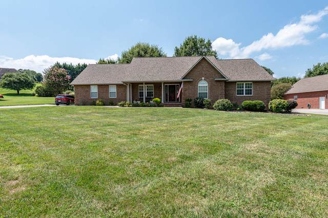 2663 Creekstone Circle, Maryville, TN 37804 (#1165703) :: Realty Executives Associates